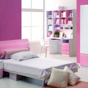 Детская комната девочки на заказ