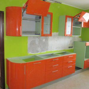 Кухня на заказ по размерам