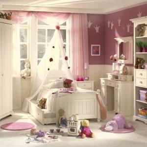 Детская комната для девочек на заказ