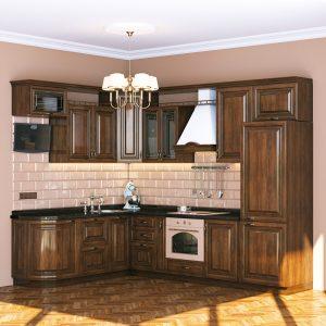 Кухня массив дерево текстура