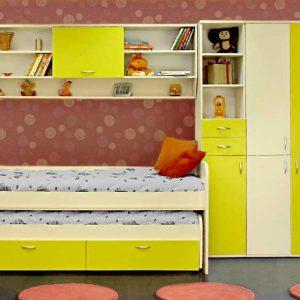 Детская комната по индивидуальным заказам